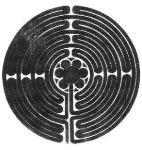 Labirinto de Chartre Ok